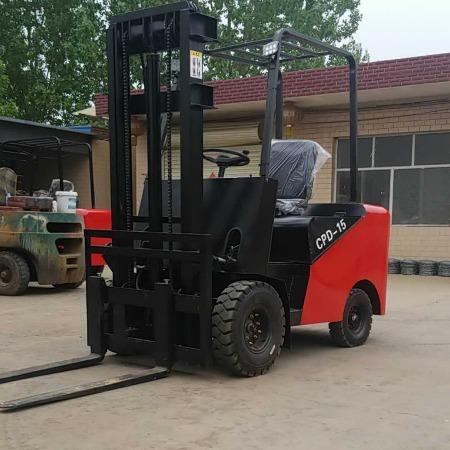 牛犇机械 环保电动叉车 一吨环保搬运电动叉车 可定制直销