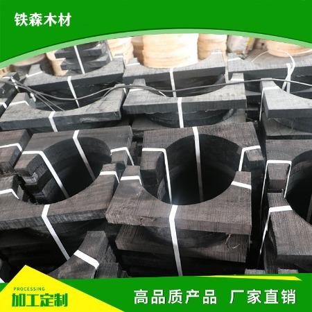 厂家直销 空调管道木托 空调木托 、木托定制批发