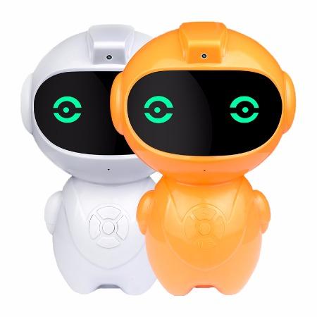 儿童早教学习机绘本阅读机器人AI语音对话智能设备厂家直供