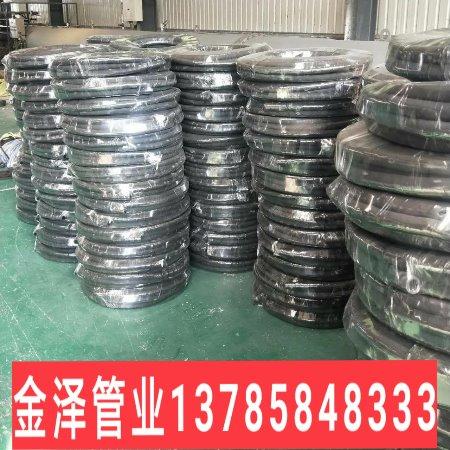 金泽管业厂家直供输水胶低压管 夹布输水胶管低压胶管