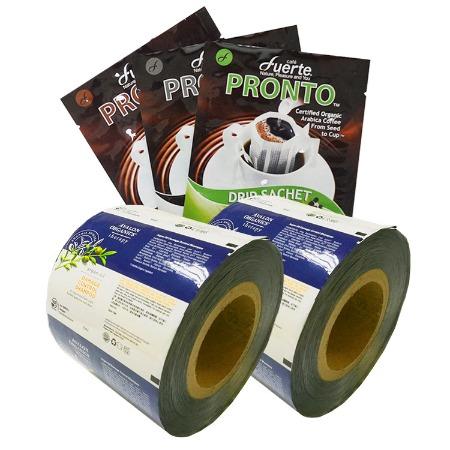智诚包装 食品包装卷膜 铝箔卷膜  厂家印刷定制 高档新款