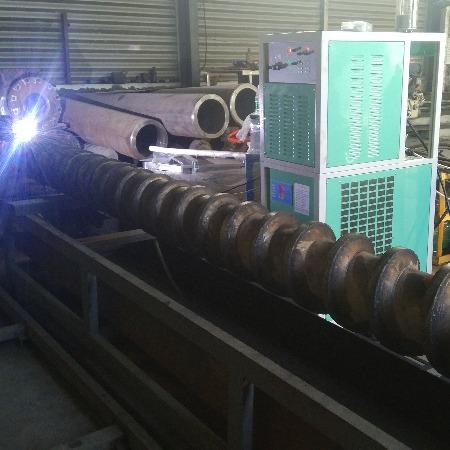螺杆等离子堆焊机 耐磨修复 液压杆 液压支柱 上海多木