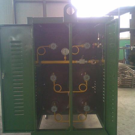 茗博二氧化碳集装格  立式氢气集装格 CNG集装格 氩气、