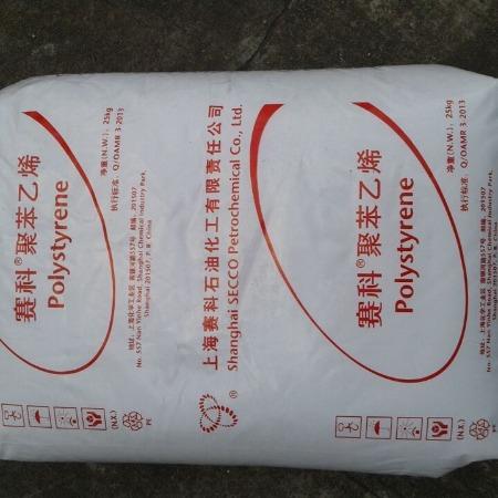 高流动GPPS 上海赛科 GPPS-123P 高强度GPPS