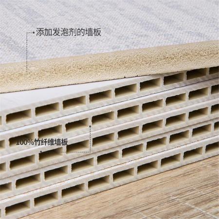 泓佑集成墙板_竹木纤维集成墙板厂家_300集成墙板_量大优惠大量现货