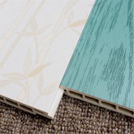 厂家直销_竹木纤维集成墙板_全屋集成墙板_可定尺定花色