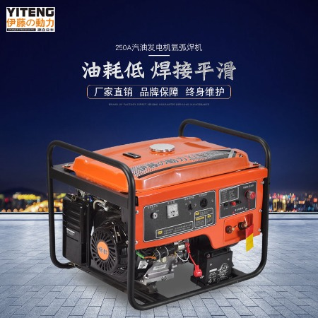 上海伊藤动力YT250A汽油氩弧焊机