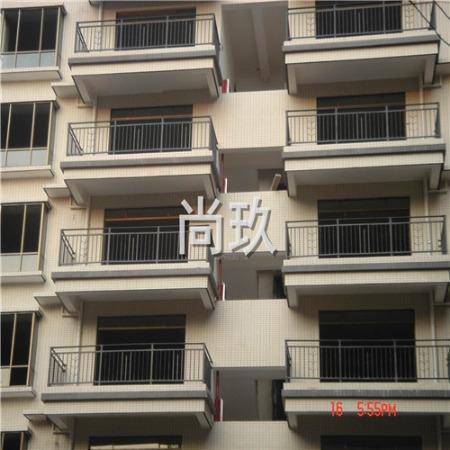 尚玖生产护栏阳台 组装锌钢阳台护栏 阳台窗户护栏厂家