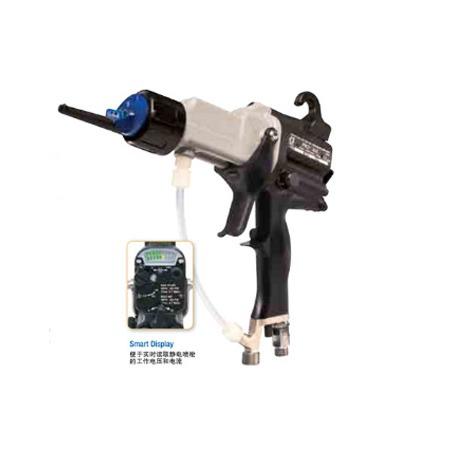 美国固瑞克  美国GRACO  水性静电喷枪  手动静电喷枪  水性涂料喷枪  原装进口喷枪