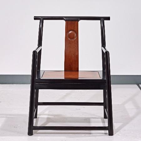 新中式风格的椅子 新中式扶手椅子 中式书房椅子 中式木椅子 整套新中式椅子 中式椅子卧室 中式椅子