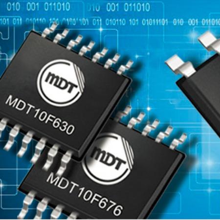 供应全新原装现货MDT10P53AIS兼容PIC12F508单片机