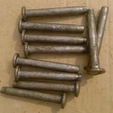 永年厂家直销10*100减速带钉  带钉定做 现货供应型号齐全