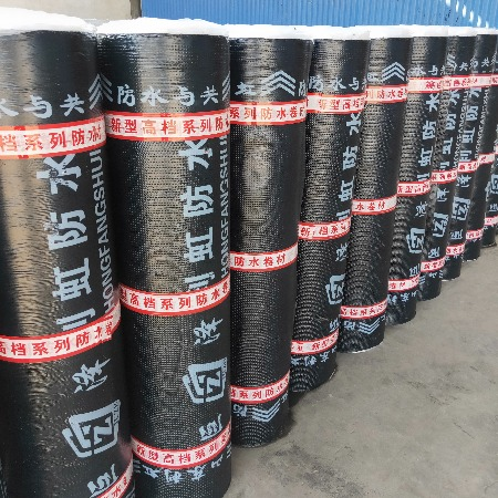 sbs自粘型防水卷材sbs改性沥青自粘防水卷材自粘聚合物防水卷材