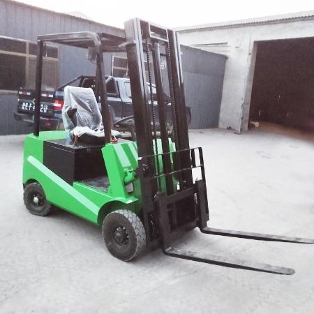 升高电动铲车叉车 四轮液压电动叉车 座驾式装卸搬运堆高车