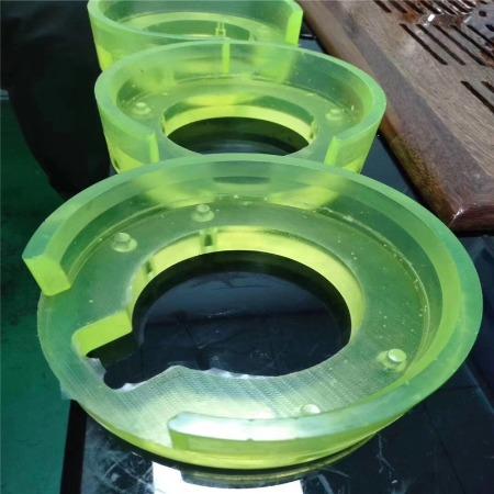 PU棒板加工 牛筋棒 PU棒板 刀模垫板 减震高耐磨优力胶棒 聚氨酯板 弹性橡胶棒  PU棒板零切