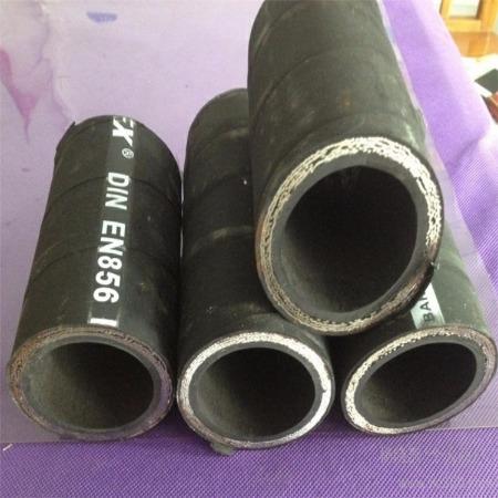 银利厂家专业加工 耐磨高压钢丝编织胶管 诚信服务 品质保证