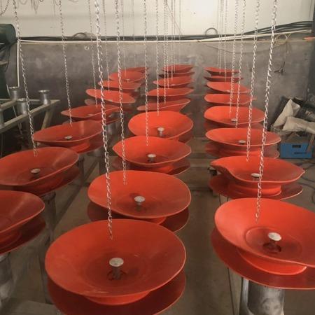 正恒厂家批发生产国标FXWP系列悬式瓷复合绝缘子 悬式玻璃复合绝缘子iso认证