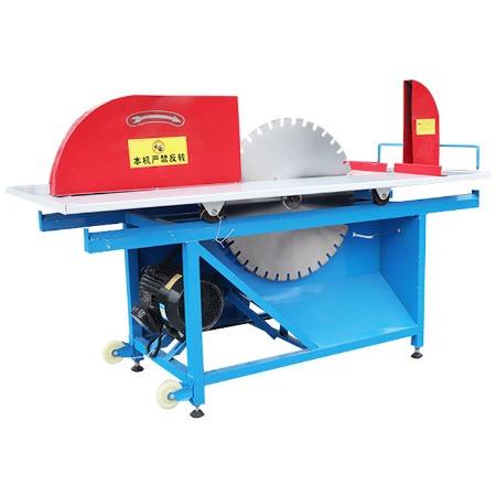 台式轻质砖切砖机 大理石砖切砖机 工地电动砌砖机