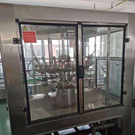 酿酒设备  酒瓶自动冲瓶机  汉吉 生产厂家