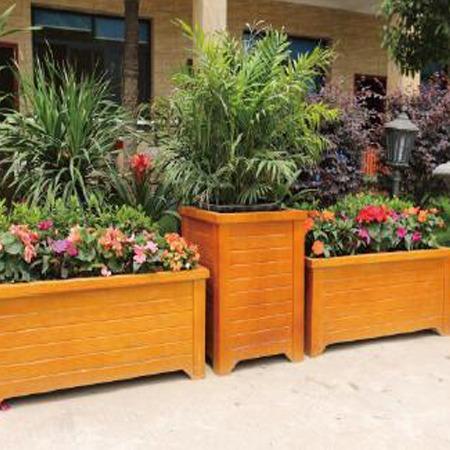 盛荣公用设施专业销售 仿木花箱生产厂家。