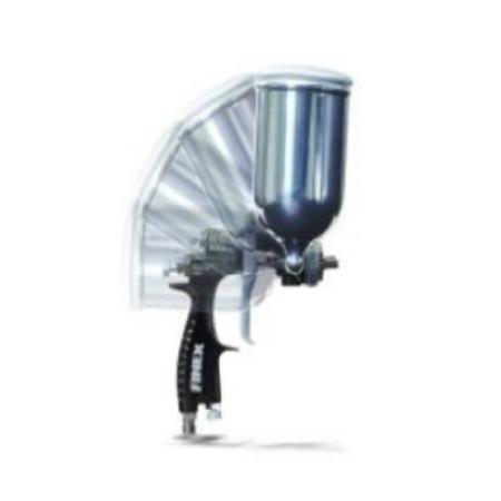 美国固瑞克  美国GRACO  进口喷枪  侧杯重力空气喷枪 Finex 侧杯重力空气喷枪 轻型