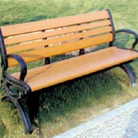 成都盛荣公用设施 成都定做公园椅 户外公园椅厂家批发