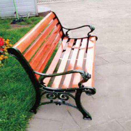 盛荣公用设施 定做公园椅 户外公园椅厂家批发