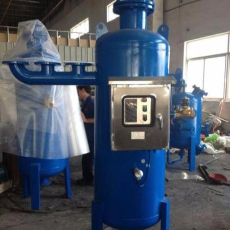 长利机械供应锅炉排污降温罐JWP型