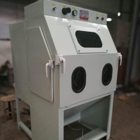 喷砂机五金铝合金表面处理    定制生产批发哪家强