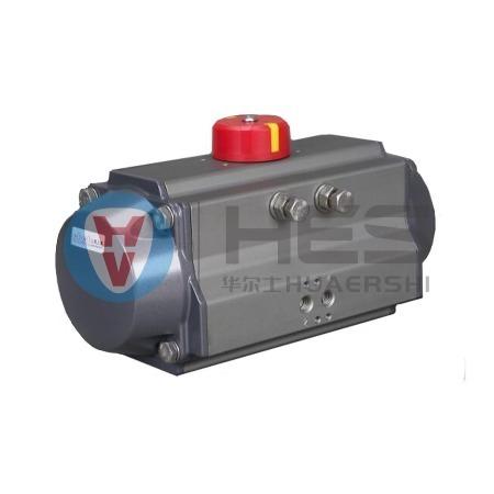 华尔士_120°/180°行程双作用执行器_执行器价格面议_气动执行器专业生产厂家