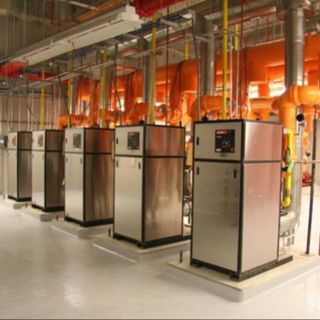 美鹰锅炉铜管模块燃气锅炉环保低氮锅炉进口品质厂家代理
