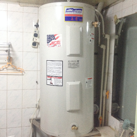 电锅炉美国热水器美鹰进口容积式热水器