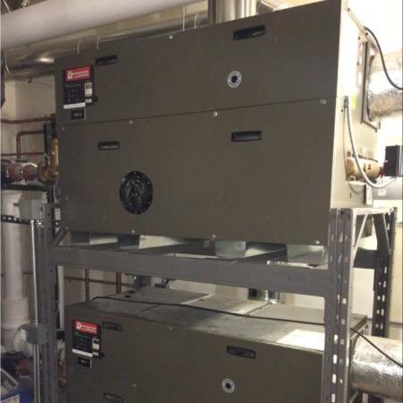 燃气供暖模块锅炉美鹰锅炉不锈钢锅炉环保低氮锅炉进口品质厂家代理