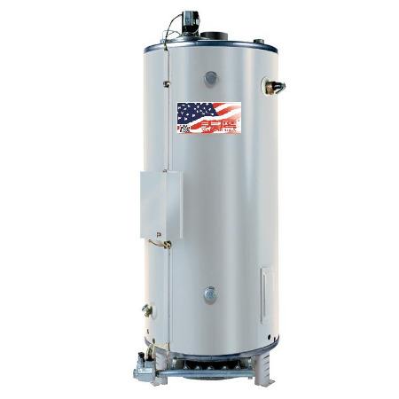 美国进口300升美鹰进口容积式热水器