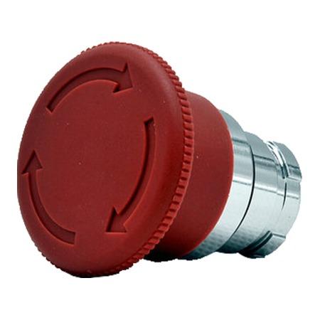施耐德按钮指示灯  XB2 转动复位  按钮指示装置附件 ZB2BS54C 40mm蘑菇头急停按钮头