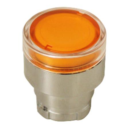 施耐德按钮指示灯 XB2B系列带灯按钮头;ZB2BW35C 带灯按钮头黄色