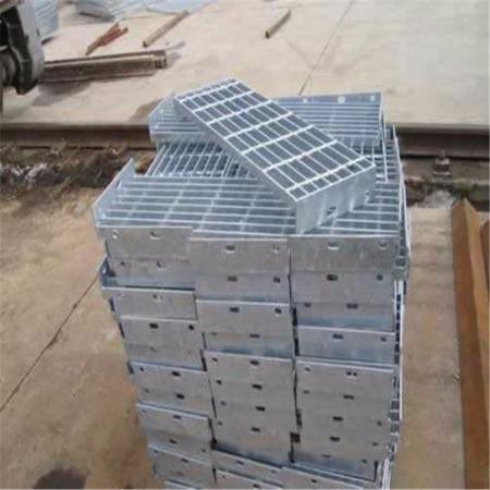 特源厂家直销 热镀锌钢格栅  钢格栅板  定制不变形水沟盖板热镀锌平台钢格板