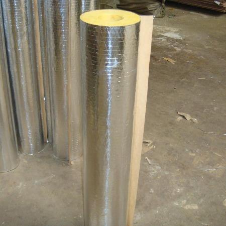 亨恒保温管生产厂家 防火隔热玻璃棉管  离心玻璃棉管壳 管道施工离心保温棉管