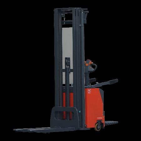 堆高车载重量大 堆高车移动稳定 堆高车半电动全电动厂家直供