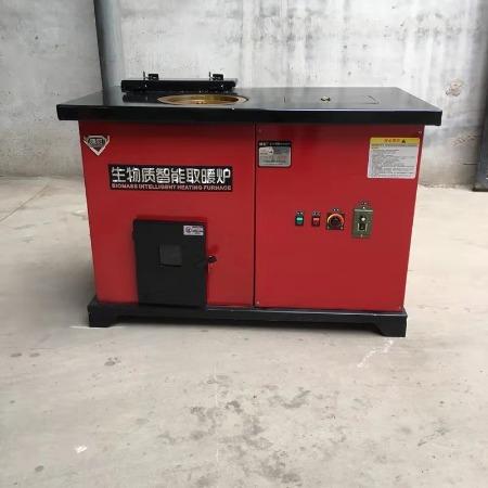 销售生物质采暖炉 生物质颗粒取暖炉壁炉水暖炉 家用颗粒采暖炉