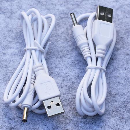 dc充电线 3.5dc充电线usb圆头充电线