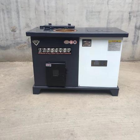 厂家直销木屑颗粒取暖炉 优质生物质颗粒炉 办公室家用颗粒采暖炉