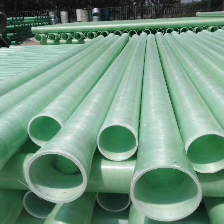 河北厂家专业定做优质玻璃钢电缆管 玻璃钢电缆保护管 型号DN250压力管