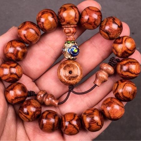 佛珠手串佩戴 佛珠手串的材质