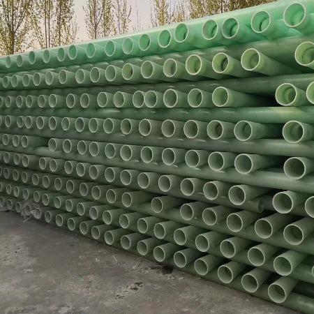 河北厂家直供 玻璃钢电缆管 电缆套管 玻璃钢电缆保护管
