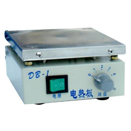 新诺-电热板 DB-1型 控温电热板 不锈钢调温电热板 200*150电热板 电压调节装置,经久耐用