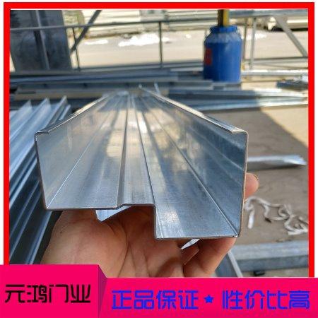 厂家供应 防火门型材 防火门平边框 中装框
