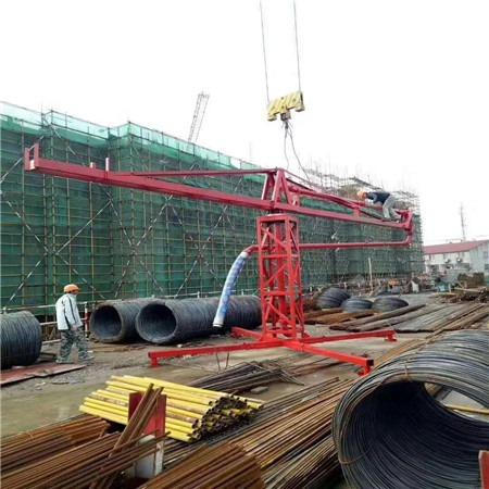 混凝土输送布料机 建筑机械布料机 布料机吊管 布料机泵管 砼昌大量生产布料机