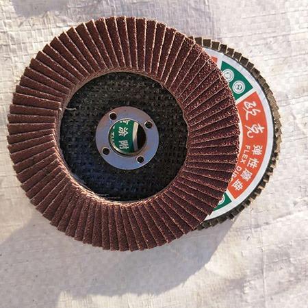 百叶轮打磨片  百叶片  不锈钢抛光轮  欧克厂家直销