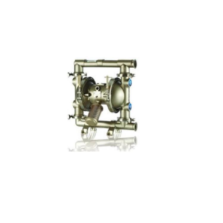 美国固瑞克 美国GRACO SaniForce1590气动双隔膜泵应用于卫生液体输送